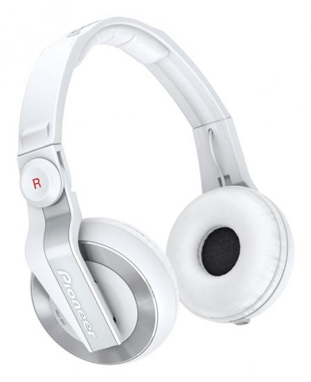 Fone Pioneer HDJ 500 - Branco