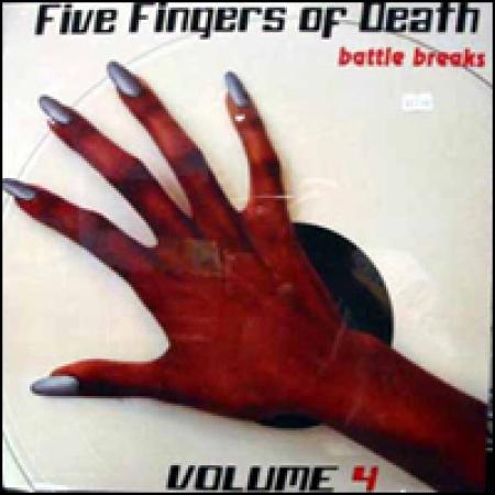 Dj Paul Nice-Five Finger Of Death Beattle Braks vol4