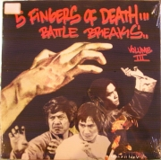 Dj Paul Nice - 5 Finger Of Death Battle Breaks Vol 3