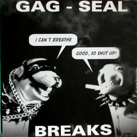 Dj Q-Bert - Gag Seal