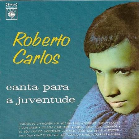 Roberto Carlos-Canta Para A Juventude