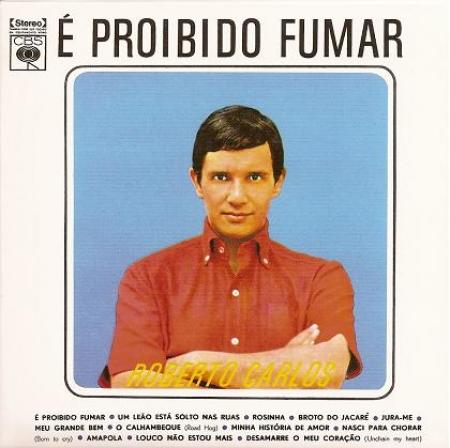 Roberto Carlos - É Probido Fumar