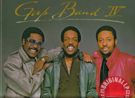 The Gap Band-Gap Band IV