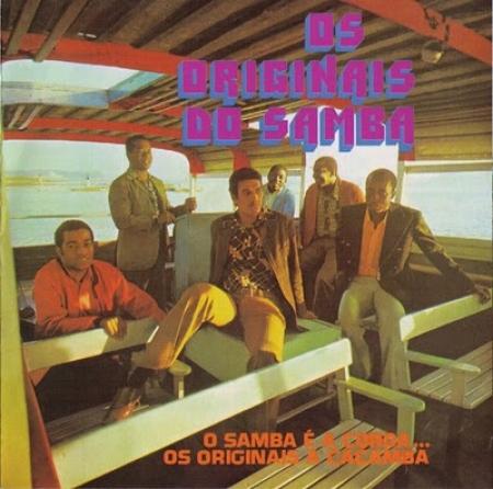 Os Originais Do Samba-O Samba e a Coda Ao Originais A Caçamba