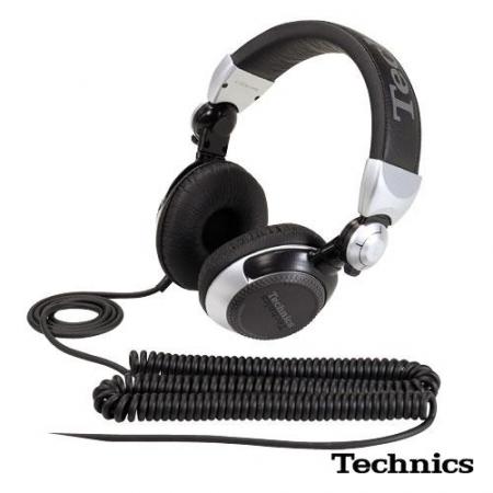 Fone Technics RP DJ-1200A (PRODUTO SEMI NOVO)