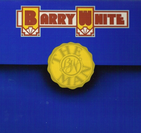 Barry White -The Man