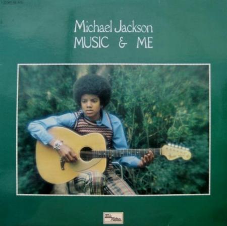 Michael Jackson-Music & Me