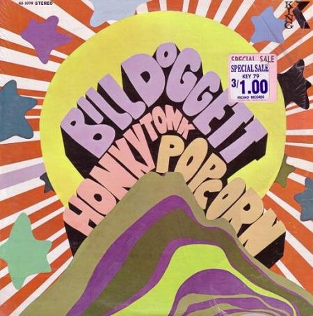 Bill Doggett-Honky Tonk Popcorn