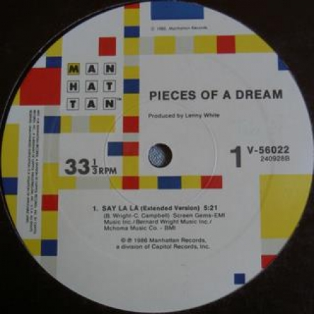 Pieces Of dream-Say La La