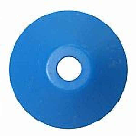 Adaptador de Plastico Para Compacto-Cor Azul