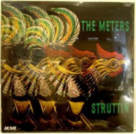 The Meters- Sruttin
