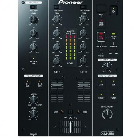 Mixer Pioneer 350 USB (ESTADO DE NOVO)