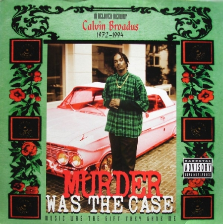 Muder-Was The Case -Soundtrack