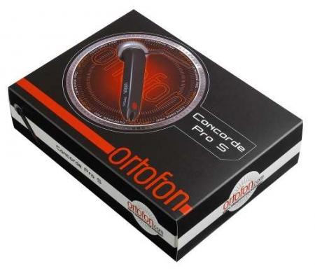 Shell Ortofon Pro S Kit Duplo (PRODUTO SEMI NOVO)
