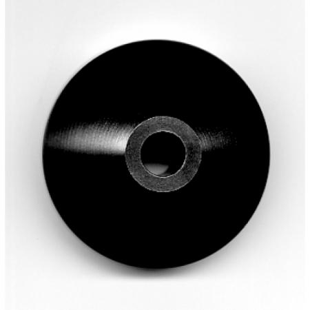 Adaptador de Plastico Para Compacto-Cor Preto