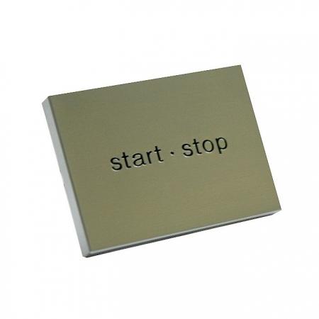 Botao start stop