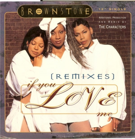 Brownstone - If You Love