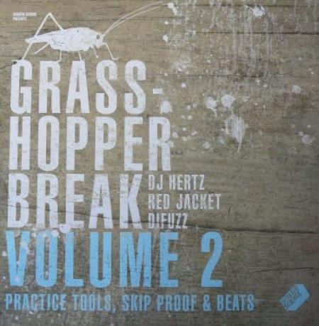 Dj Hertz- Grasshopper Breaks Volume 2