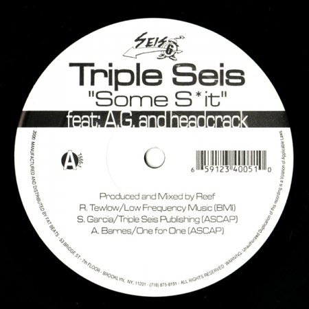 Triple Seis- Some Shit