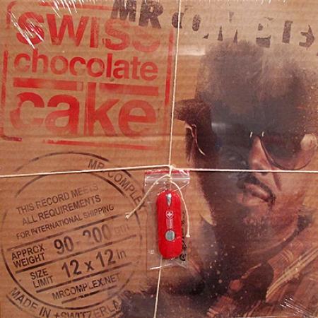 Mr. Complex - Swiss Chocolate Cake + Pen drive