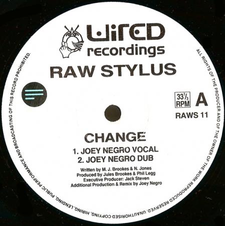 Raw Stylus - Change