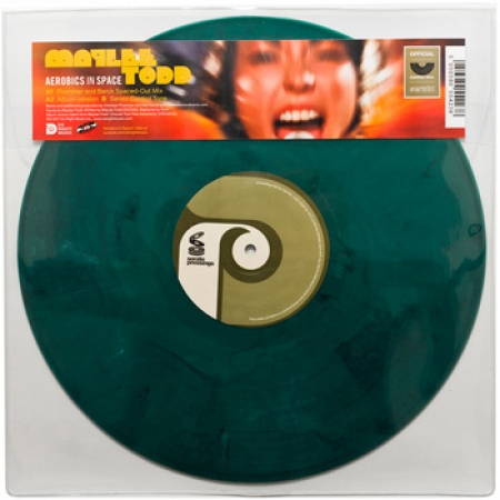 Maylee Todd - Aerobics In Space (Vynil Verde +Sinal Do Serato)