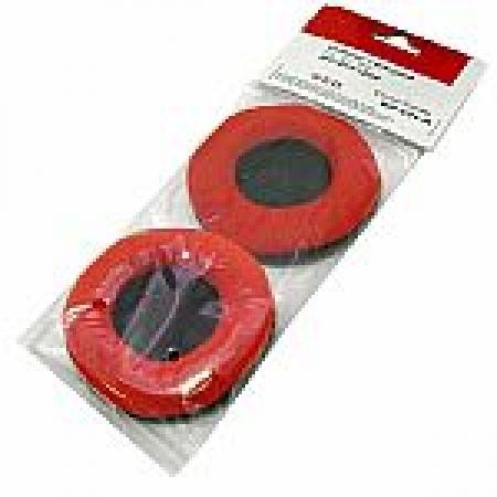 Espuma para fone Technics cor Vermelha RP-DH1200