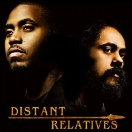 Nas & Damian Marley-Distant Relatives (lacrado)