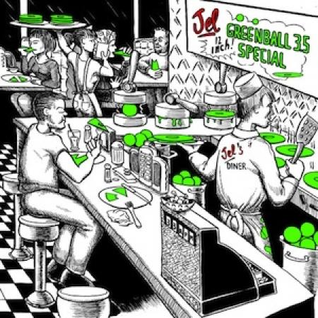 Jel - Greenball 3.5 Special
