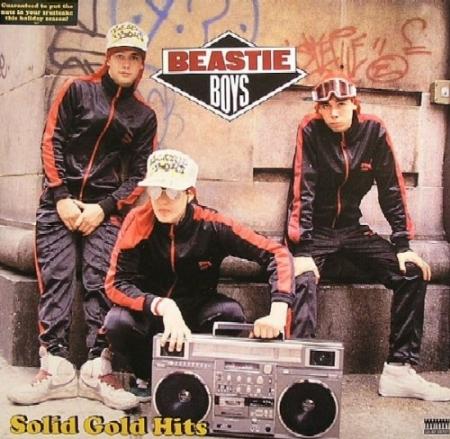 Beastie Boys - Solid Gold Hits (LACRADO)
