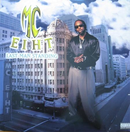 Mc. Eiht - Last Man Standing (LACRADO)