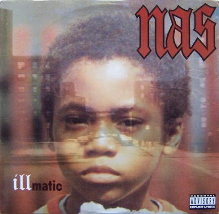 Nas - Illmatic ( 1 LP )