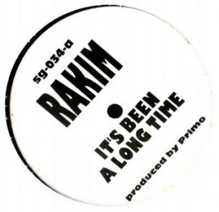 Rakim -It's Been A Long Time