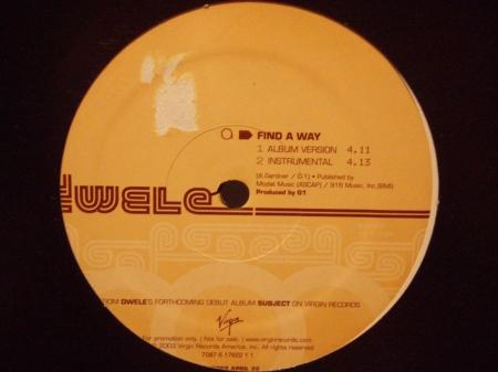 Dwele – Find A Way