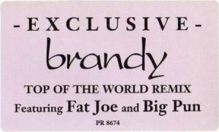 Brandy (2) – Top Of The World (Remix)