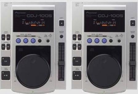 CDJ 100 S Pioneer (Produto Usado)