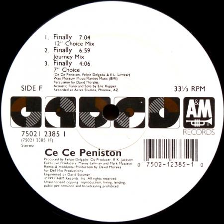 Ce Ce Peniston – Finally