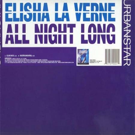 Elisha La Verne – All Night Long