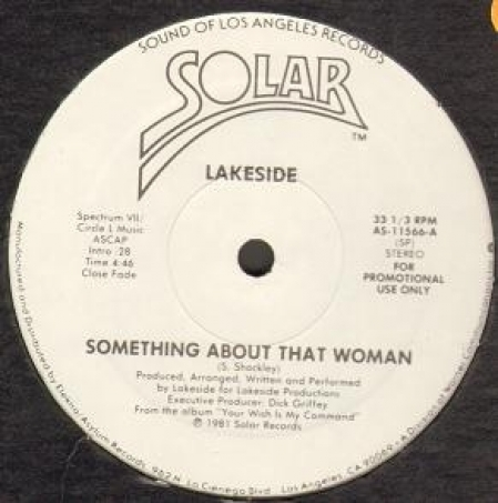 Lakeside – Something About That Woman