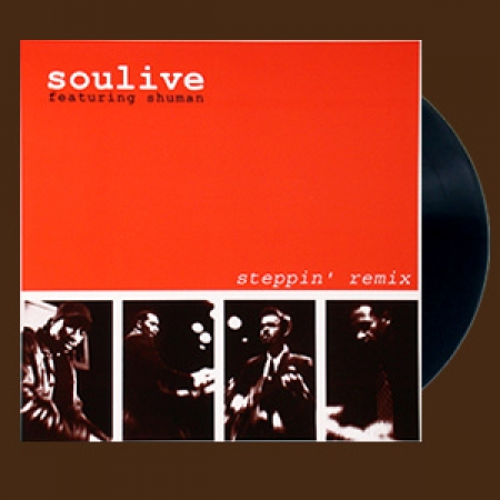 Soulive Featuring Shuman - Steppin' (Remix)