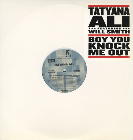 Tatyana Ali ‎– Boy You Knock Me Out