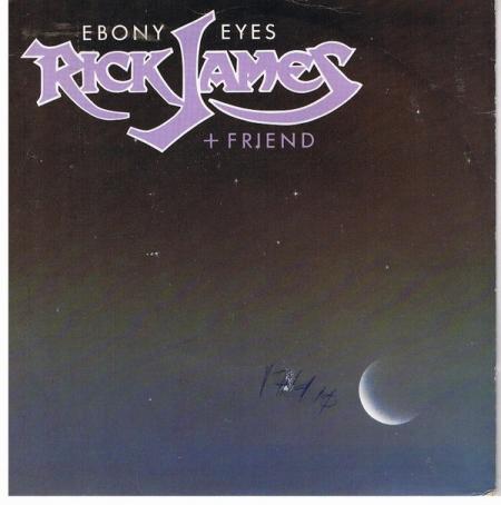 Rick James + Friend – Ebony Eyes