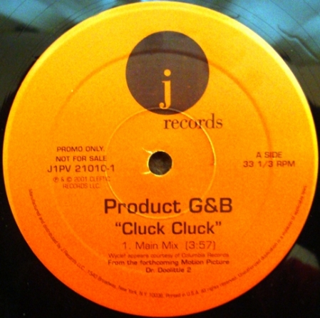 Product G&B - Cluck Cluck