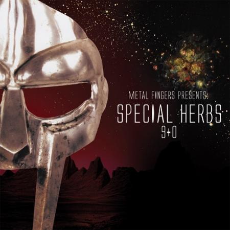 Metal Fingers - Special Herbs 9+0