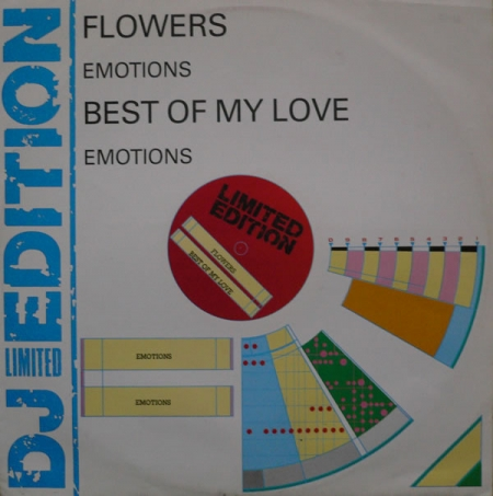 Emotions - Flowers / Best Of My Love