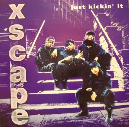 Xscape - Just Kickin' It