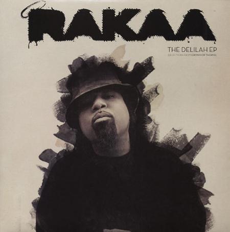 Rakaa - The Delilah EP