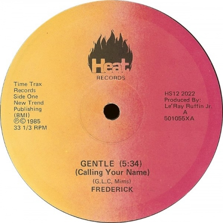 Frederick - Gentle (Calling Your Name)