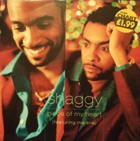 Shaggy featuring Marsha (3) - Piece Of My Heart