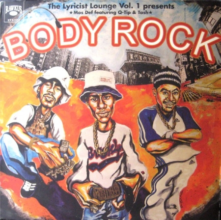 Mos Def - Body Rock